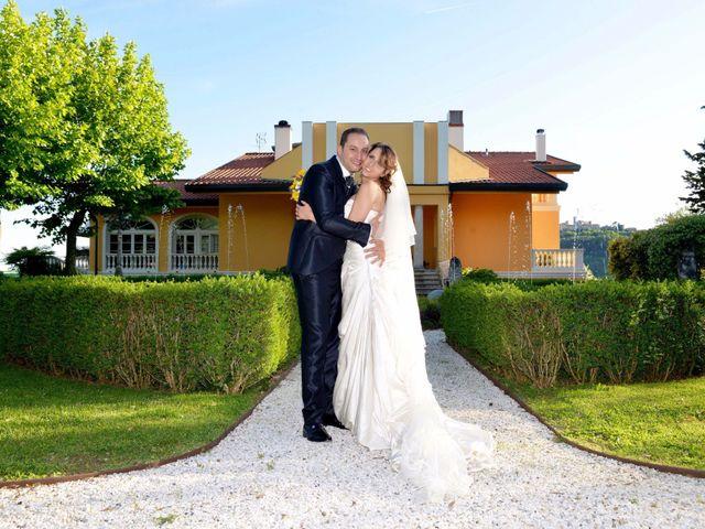 Il matrimonio di Cristian e Ivonne a Monsummano Terme, Pistoia 63