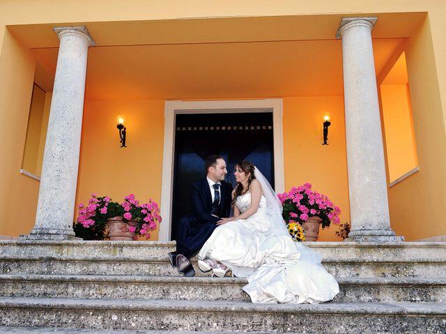 Il matrimonio di Cristian e Ivonne a Monsummano Terme, Pistoia 1