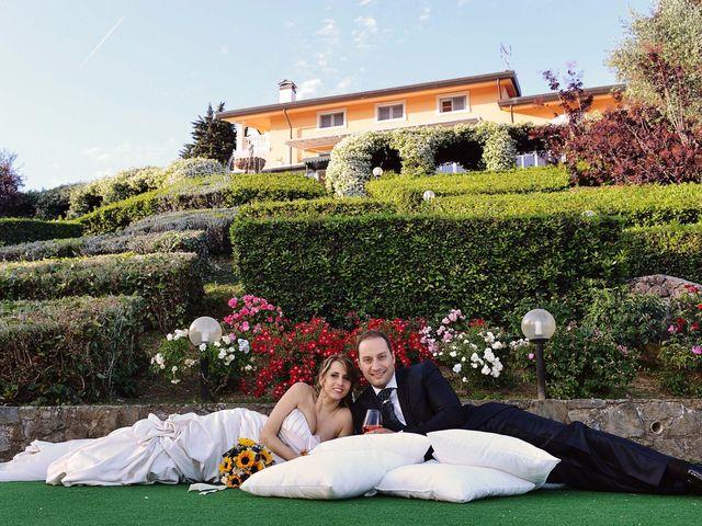 Il matrimonio di Cristian e Ivonne a Monsummano Terme, Pistoia 68