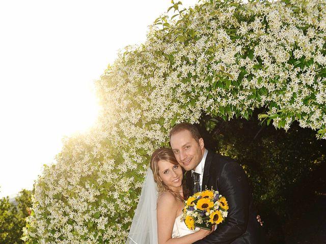 Il matrimonio di Cristian e Ivonne a Monsummano Terme, Pistoia 69