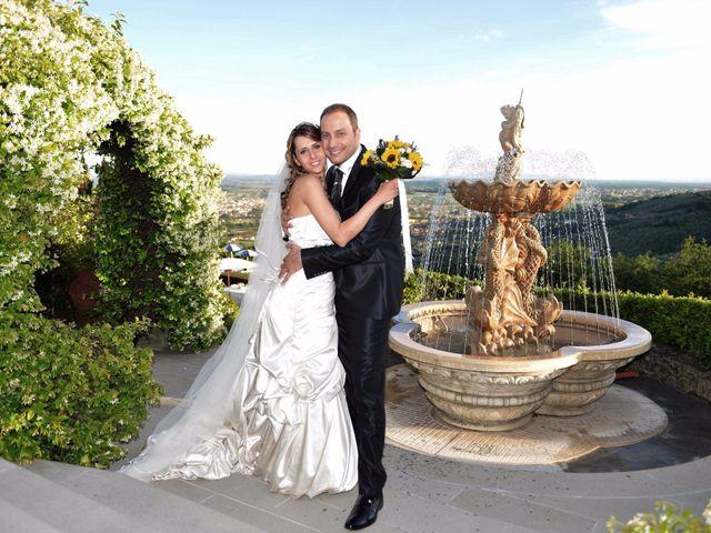 Il matrimonio di Cristian e Ivonne a Monsummano Terme, Pistoia 71