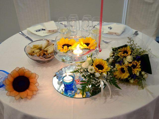 Il matrimonio di Cristian e Ivonne a Monsummano Terme, Pistoia 79