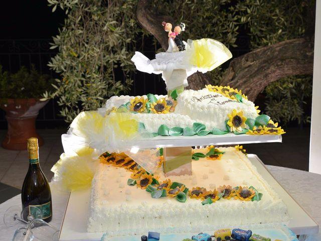 Il matrimonio di Cristian e Ivonne a Monsummano Terme, Pistoia 92