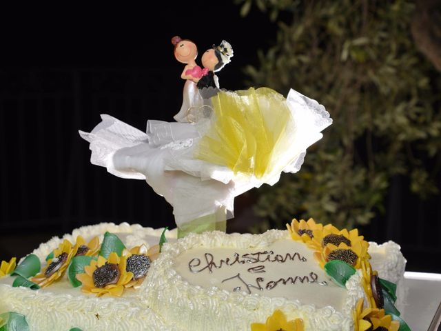 Il matrimonio di Cristian e Ivonne a Monsummano Terme, Pistoia 94