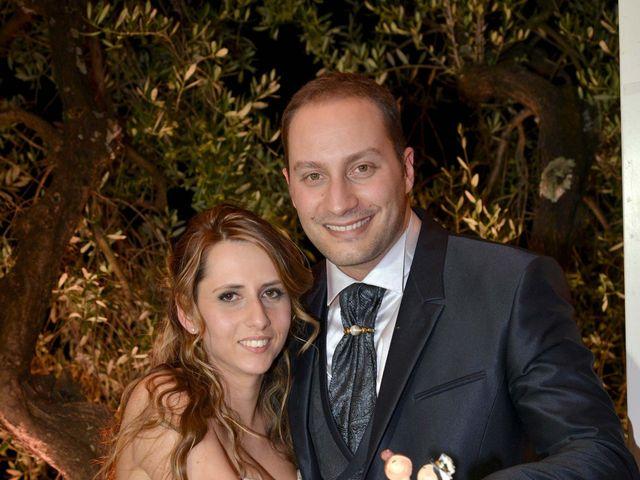 Il matrimonio di Cristian e Ivonne a Monsummano Terme, Pistoia 101