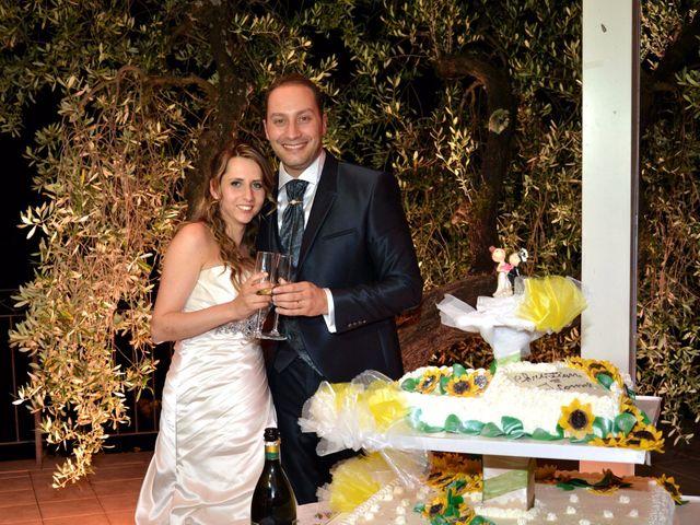 Il matrimonio di Cristian e Ivonne a Monsummano Terme, Pistoia 102