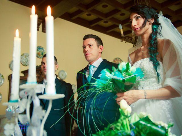 Il matrimonio di Marco e Giuliana a Rovellasca, Como 8