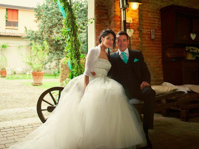 Il matrimonio di Marco e Giuliana a Rovellasca, Como 9