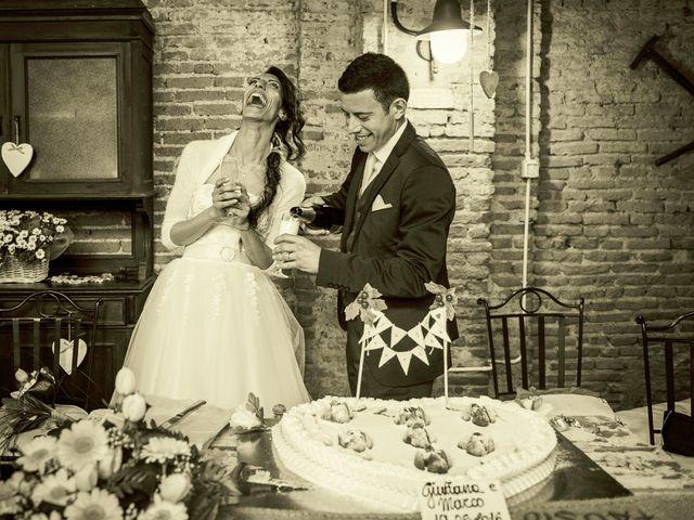 Il matrimonio di Marco e Giuliana a Rovellasca, Como 10