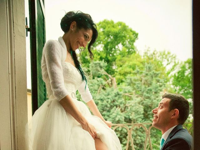 Il matrimonio di Marco e Giuliana a Rovellasca, Como 11
