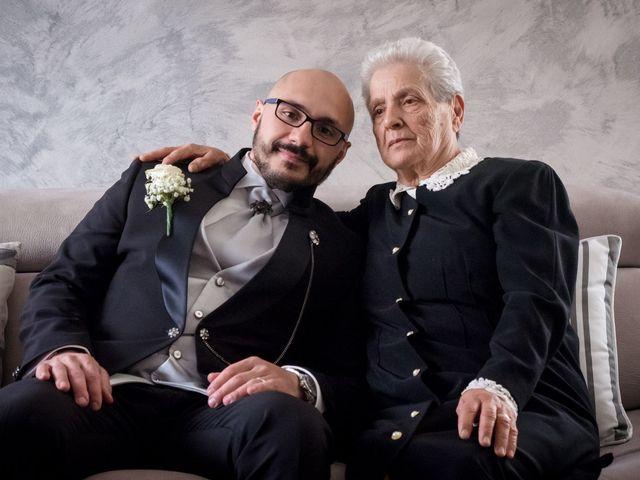 Il matrimonio di Giuseppe e Maribel a Vittuone, Milano 3