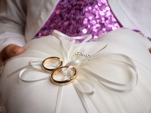 Il matrimonio di Giuseppe e Maribel a Vittuone, Milano 7