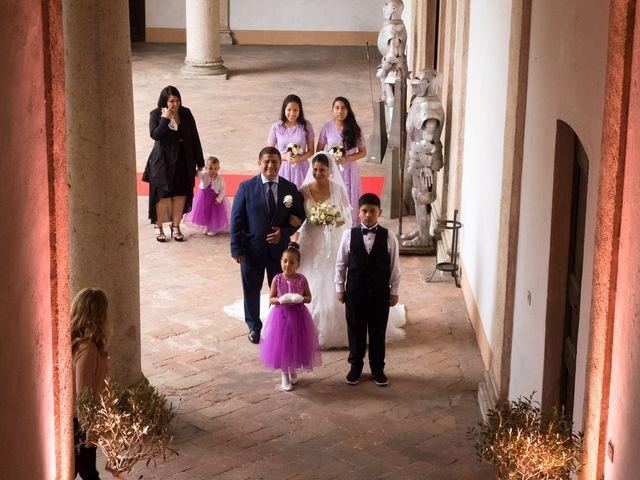 Il matrimonio di Giuseppe e Maribel a Vittuone, Milano 9