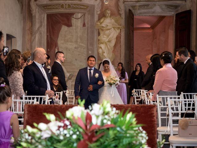 Il matrimonio di Giuseppe e Maribel a Vittuone, Milano 10