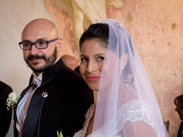 Il matrimonio di Giuseppe e Maribel a Vittuone, Milano 11