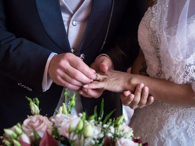 Il matrimonio di Giuseppe e Maribel a Vittuone, Milano 13
