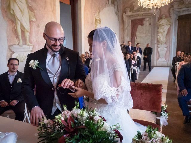 Il matrimonio di Giuseppe e Maribel a Vittuone, Milano 14