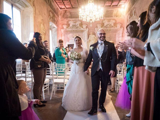 Il matrimonio di Giuseppe e Maribel a Vittuone, Milano 15