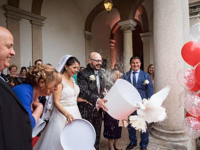 Il matrimonio di Giuseppe e Maribel a Vittuone, Milano 16