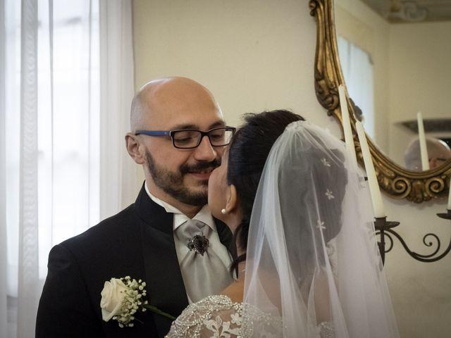 Il matrimonio di Giuseppe e Maribel a Vittuone, Milano 18