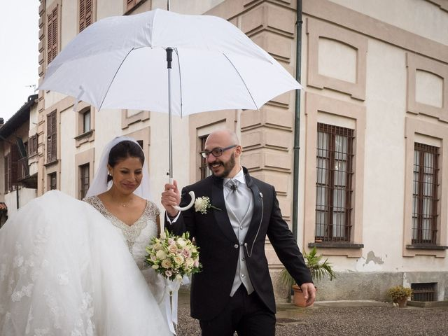 Il matrimonio di Giuseppe e Maribel a Vittuone, Milano 19