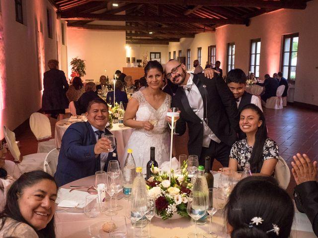 Il matrimonio di Giuseppe e Maribel a Vittuone, Milano 20