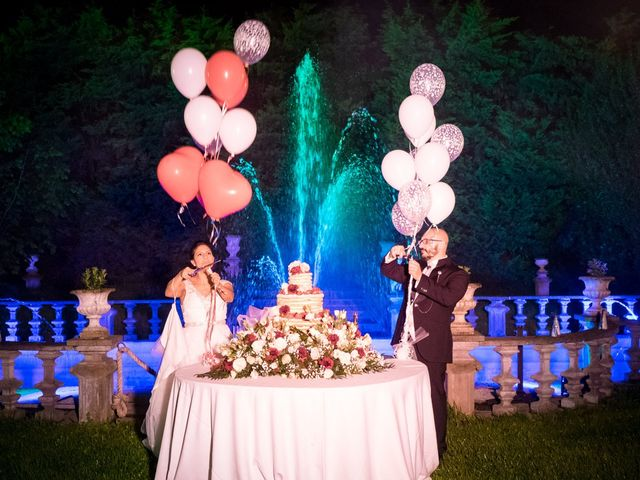 Il matrimonio di Giuseppe e Maribel a Vittuone, Milano 28