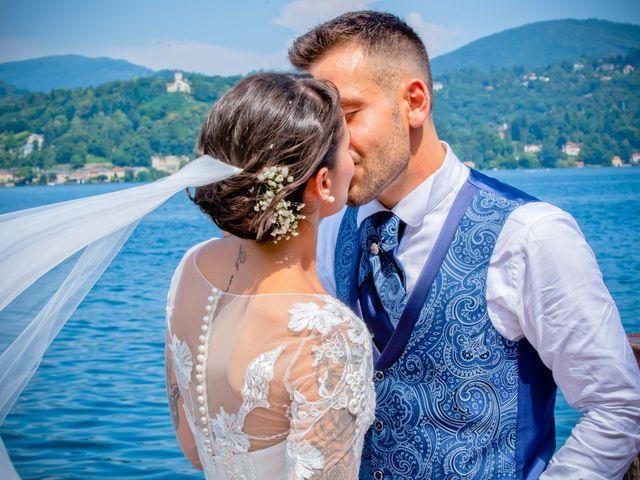 Il matrimonio di Manuel e Camilla a Soriso, Novara 7