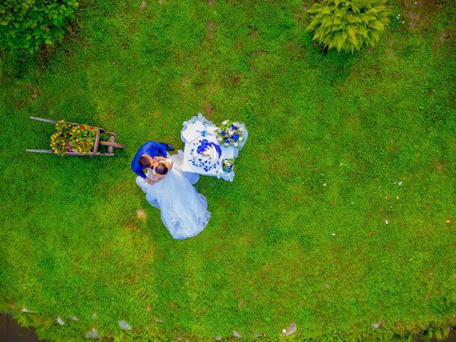 Il matrimonio di Manuel e Camilla a Soriso, Novara 10