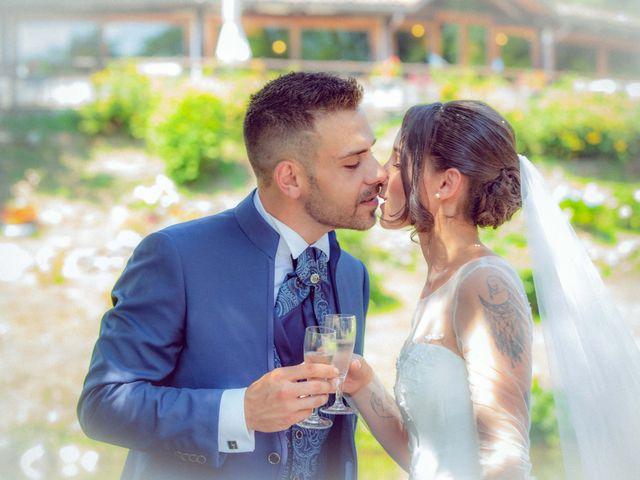 Il matrimonio di Manuel e Camilla a Soriso, Novara 14