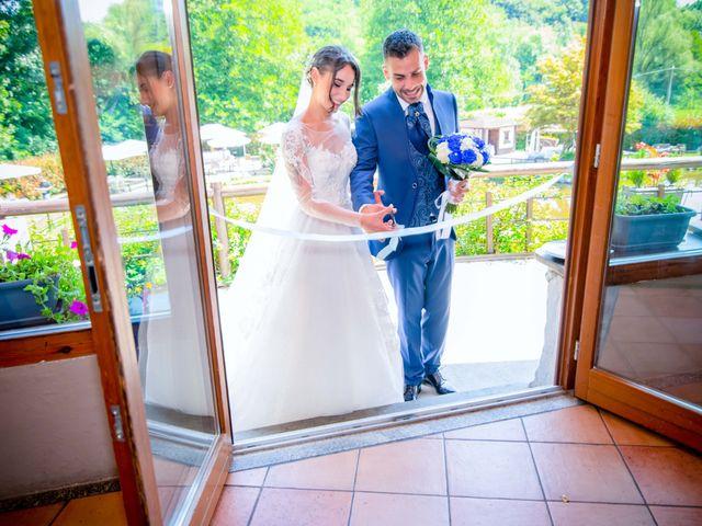 Il matrimonio di Manuel e Camilla a Soriso, Novara 19