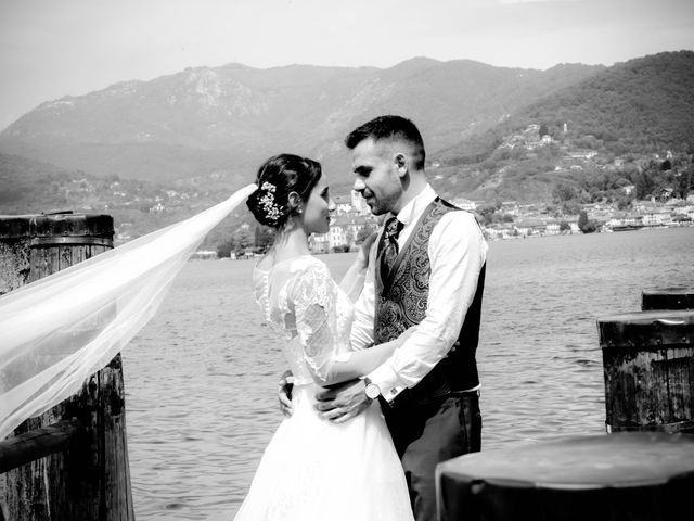 Il matrimonio di Manuel e Camilla a Soriso, Novara 20