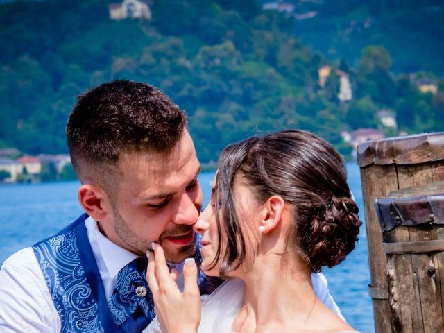 Il matrimonio di Manuel e Camilla a Soriso, Novara 26