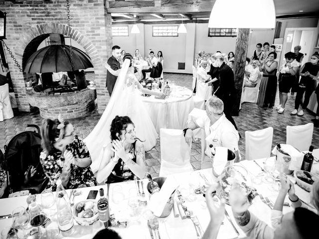 Il matrimonio di Manuel e Camilla a Soriso, Novara 27