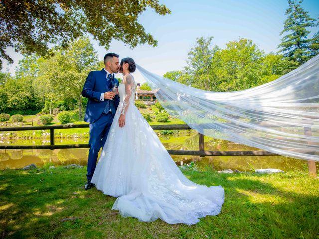 Il matrimonio di Manuel e Camilla a Soriso, Novara 30