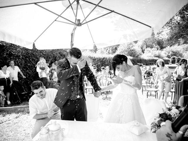 Il matrimonio di Manuel e Camilla a Soriso, Novara 31