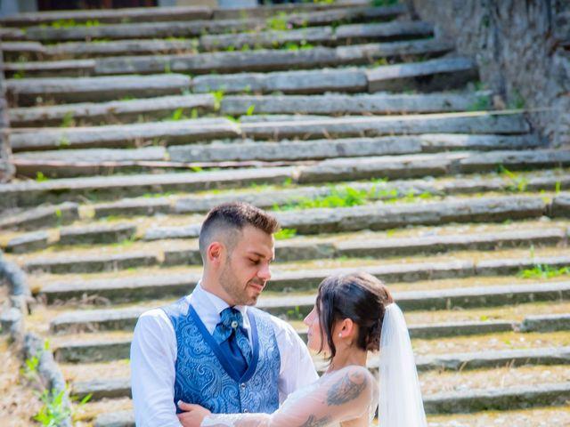 Il matrimonio di Manuel e Camilla a Soriso, Novara 32