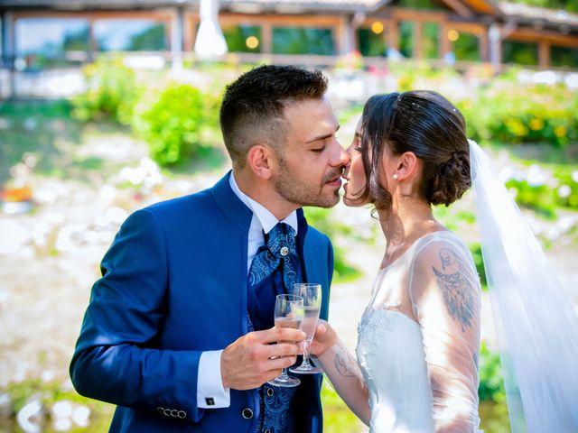 Il matrimonio di Manuel e Camilla a Soriso, Novara 34