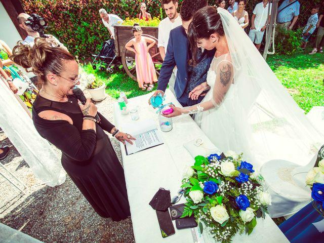 Il matrimonio di Manuel e Camilla a Soriso, Novara 39