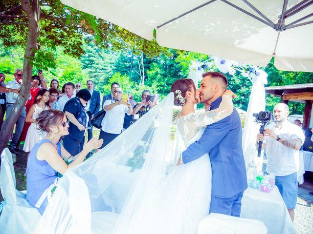 Il matrimonio di Manuel e Camilla a Soriso, Novara 41