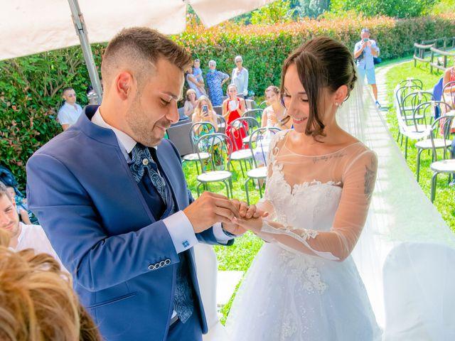 Il matrimonio di Manuel e Camilla a Soriso, Novara 43