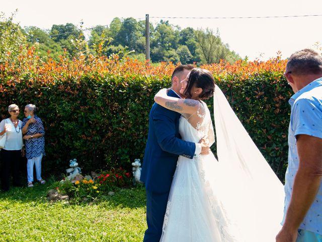 Il matrimonio di Manuel e Camilla a Soriso, Novara 46