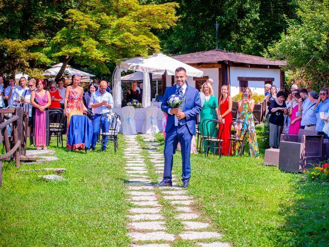 Il matrimonio di Manuel e Camilla a Soriso, Novara 50