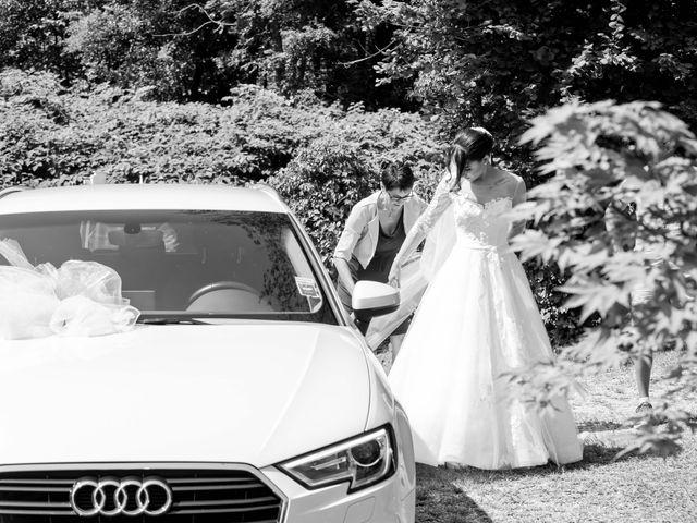 Il matrimonio di Manuel e Camilla a Soriso, Novara 53