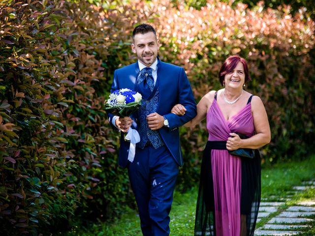 Il matrimonio di Manuel e Camilla a Soriso, Novara 56