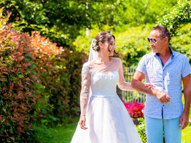 Il matrimonio di Manuel e Camilla a Soriso, Novara 57