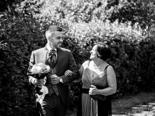Il matrimonio di Manuel e Camilla a Soriso, Novara 60
