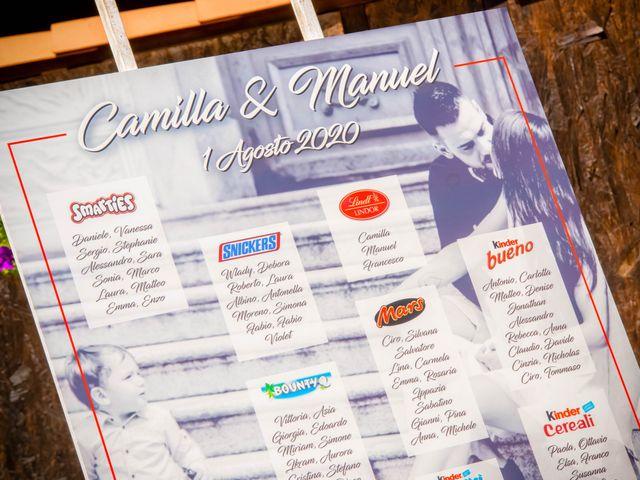 Il matrimonio di Manuel e Camilla a Soriso, Novara 76