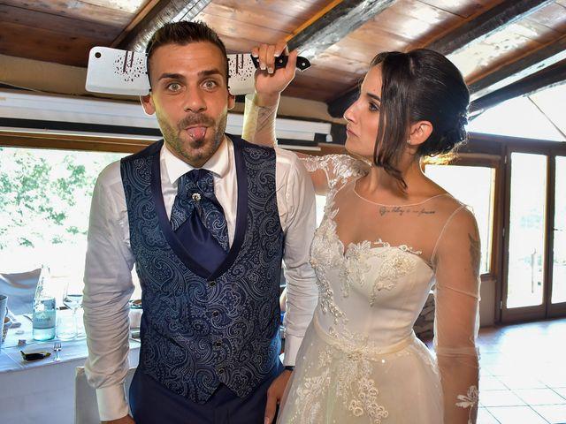 Il matrimonio di Manuel e Camilla a Soriso, Novara 77