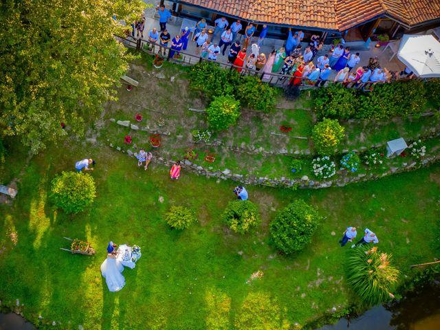 Il matrimonio di Manuel e Camilla a Soriso, Novara 81